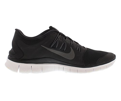 Nike Free 5.0+ scarpe da corsa maschili 579959 404 nero-bianco