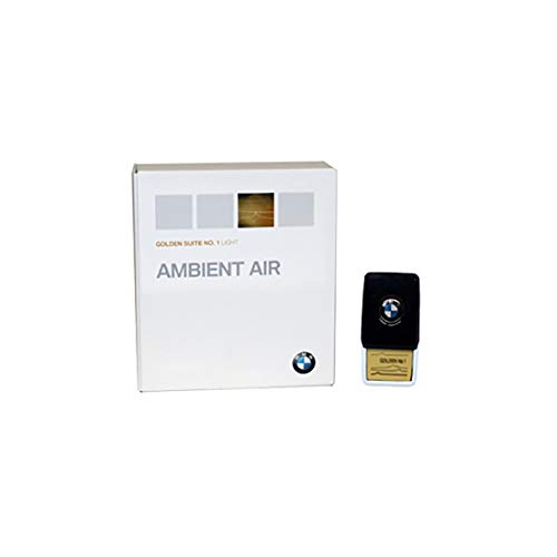 BMW, ricambio per profumatore Ambient Air per BMW, Golden Suite N. 1