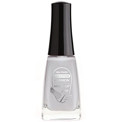 Vernis à Ongles - Gris Clair - 11 ml - Fashion Make Up Cosmétique Onglerie