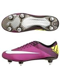 Nike Merc. Vapor VII SG Lilac 442025 547, Rojo, ...
