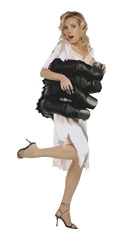 King Kong Hand Damenkostüm Karneval Halloween Verkleidung Damen Kostüm
