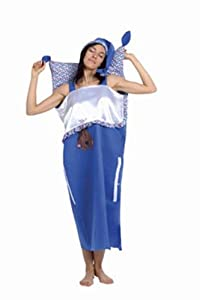 Cesar - Disfraz de cama para mujer (adulto), talla 42/44 cm