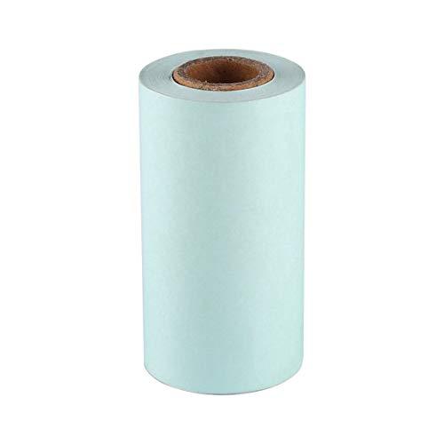 1 Rolle Meo Maschine Paperang Farbthermopapier Mini Phone Tragbares Fotopapier Spitze Thermopapier, Weiß (4 2 1 Thermopapier)
