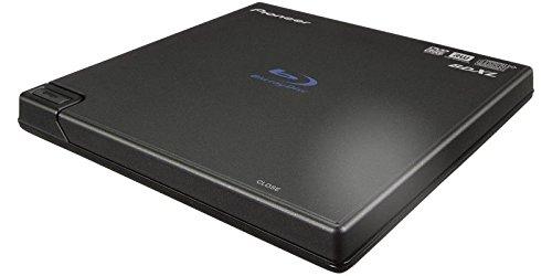 BDR-XD05TB, Blu-ray-Brenner