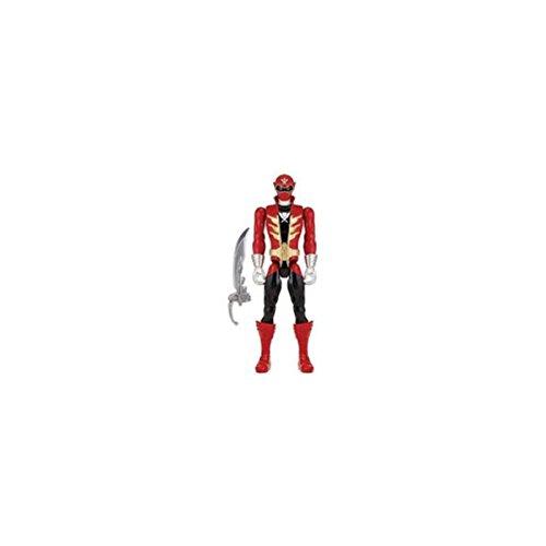 Power Rangers Megaforce – Ranger Rouge – Figurine Géante 30 cm