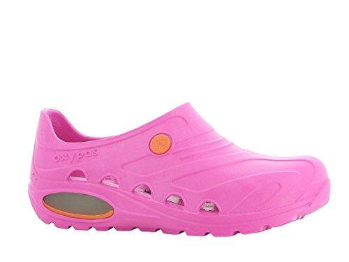 Safety Jogger professionnelle Chaussures Oxypas oxyva Chaussures de travail, sabots mixte adulte FUX