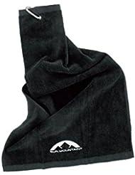 Sun Mountain - Toalla, color negro negro negro