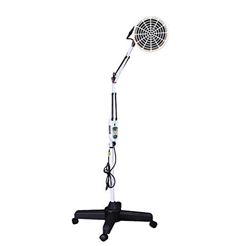 300W einzelner Kopf TDP Weit Hitze Lampe Elektromagnetisch Therapie Physiotherapie Licht Mineral Teller Gerät Zeit Rahmen Einstellbar