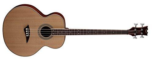 Dean Guitars EAB - Basso acustico, colore beige