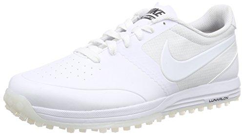 Nike Herren Lunar Mont Royal Golfschuhe, Weiß (White 102), 43 EU