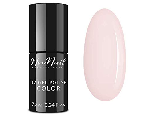 NeoNail UV Nagellack 7,2 ml - Pure Love French Gellack Maniküre UV Gel Polish Soak Off Nail Gel Polish Farbgel Nagelgel (6342-7 Vanilla Sky) -