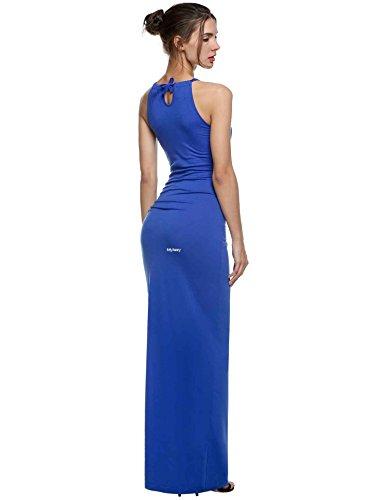 MEXI - Robe - Femme Bleu