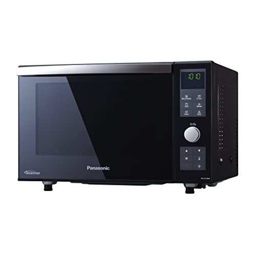 31G QFOMkjL. SS500  - Panasonic NN-DF386BBPQ 3-in-1 Combination Microwave Oven, 1000 W, 23 Litre, Black, 23 liters