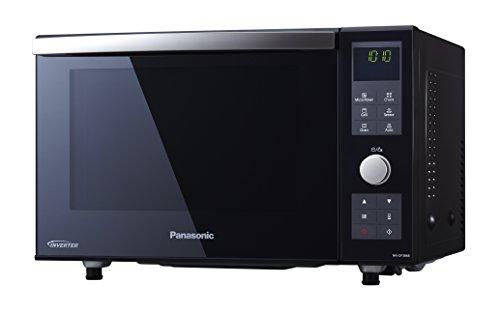 Panasonic Nn-Df386bbpq 3 en 1 Combinación Horno Microondas, 1000W, 23 Litros, Negro,...