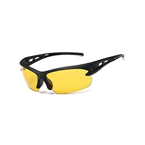 Trend Motocross Radsportbrille Winddicht UV-Schutz Staubdicht Sanddicht Unisex-Schutzbrille Laufen Angelzubehör