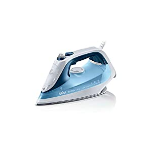 Braun TexStyle 7 Pro SI7062BL Steam Iron - Blue