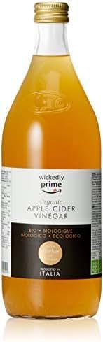 Wickedly Prime Vinaigre de cidre biologique avec « mère de vinaigre »