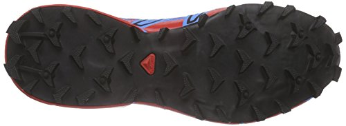 Salomon Herren Speedcross 3 Gtx Traillaufschuhe Rot (Radiant Red/Process Blue/Black)