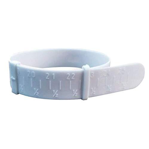 TENGGO Kunststoff-Handgelenk-Messgeräte Armband Größe Messgerät zur Bestimmung der Bangle Größen