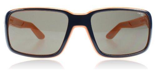 Cébé Sonnenbrille, Dude Blue Out Orange In 1500 Grey, M