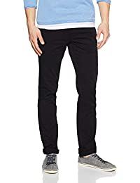 John Players Men's Skinny Casual Trousers