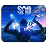 Anime Sword Art Online Personalized Custom Gaming Mousepad Rectangle Mouse Mat / Pad Office Accessory And Gift Design-LL1034