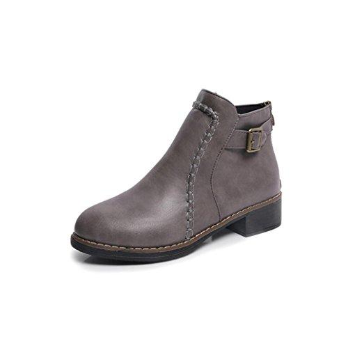 tefamore-zapatos-de-mujer-botines-botas-de-cuero-flock-motos-de-anti-deslizante-de-moda-otono-invier