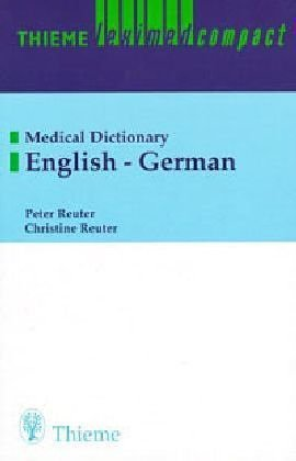 Leximed compact 2: Dictionary of Clinical Medicine. English-German