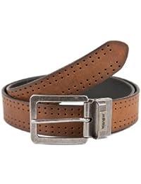 Wrangler Jeans Leder Gürtel New Reversible Belt