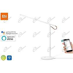 Xiaomi Lampada a LED da tavolo bianca, modello Mi Desk Lamp, per studio e scrivania