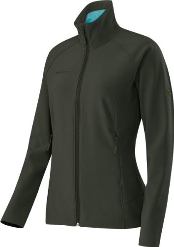 Mammut Ladahk Softshell pour homme S bison/carribean
