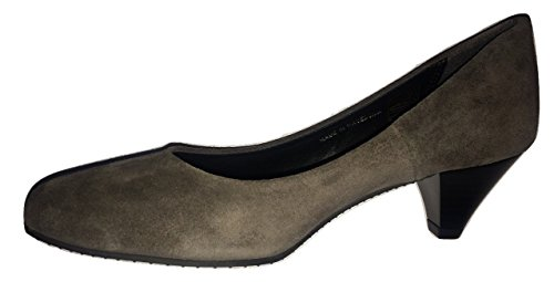 "Carvela ""importo corte Scarpe in pelle scamosciata Grigio (grigio)"