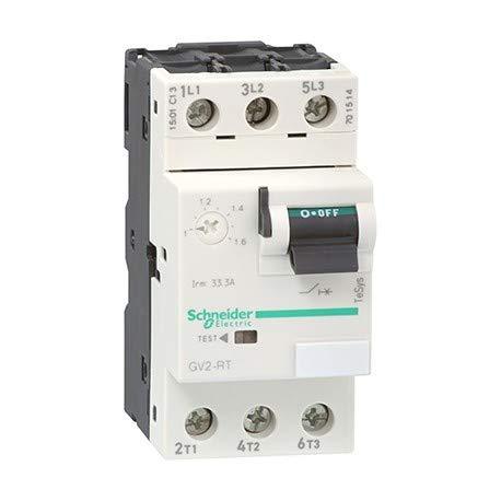 Schneider Electric GV2RT21 Tesys Disyuntor Magneto Térmico 17...23 A, Conexión por Tornillo