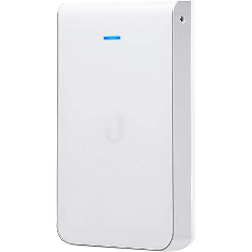 Ubiquiti Networks UniFi in-Wall HD 802.11AC Wave 2 4x4 Dual Band, UAP-IW-HD (802.11AC Wave 2 4x4 Dual Band 5x1000-T Ethernet, PoE Passthrough, PoE Adapter not Included) -