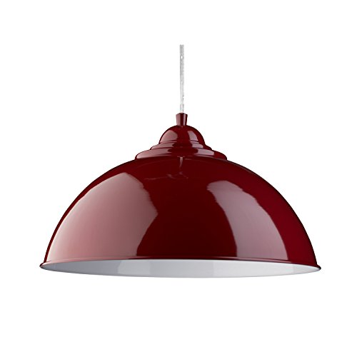 searchlight-sanford-pendant-half-dome-red