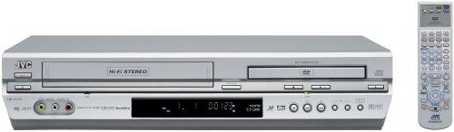 JVC HR-XV31E DVD-Player Silber