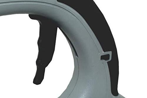 Billionbag Hot Melt Glue Gun Kit 40 Watt, Decorations & Furniture Quick Repairs,Black (10 Hot Glue Gun Sticks Included)