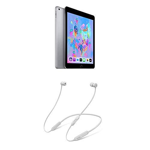Apple iPad (Wi-Fi, 32GB) - Grigio Siderale + BeatsX Auricolari - Satin Argento