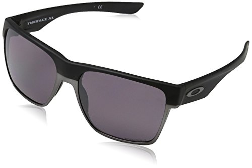 Oakley Men's Twoface Xl 935002 Sunglasses, (Matte Black), 59