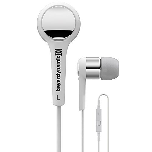 Beyerdynamic 716421 MMX 102 iE In-Ear Headphones White/Silver  available at amazon for Rs.3700