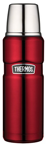 thermos-king-thermoskanne-thermosflasche-047-l-edelstahl-rot