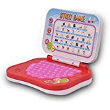 TanMan Educational Learning Laptop Toy For Kids With Different Activities (assorted Colors)