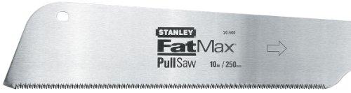 Stanley FatMax Japansäge-Ersatzblatt (fein 17 Zähne/Inch, JetCut-Verzahnung, DynaGrip-Griff) 0-20-509