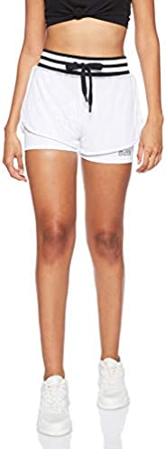 BodyTalk Women's BDTKW SHORTS Shorts With Integral Legg