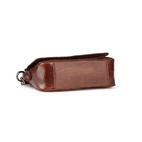 Borsa A Tracolla Grande Da Donna In Pelle Morbida Elegante Borsa A Tracolla Per Donna Shopper Shopper Tote Bag Da Ufficio Marrone