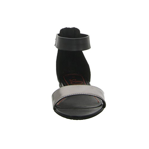 S.oliver 5–5- 78100–24/014 sandales pour femme jusqu'à 30 mm Noir - Noir