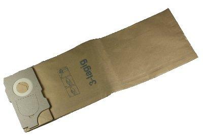 10 Staubsaugerbeutel geeignet für Columbus BS 360/460 (KPP2)