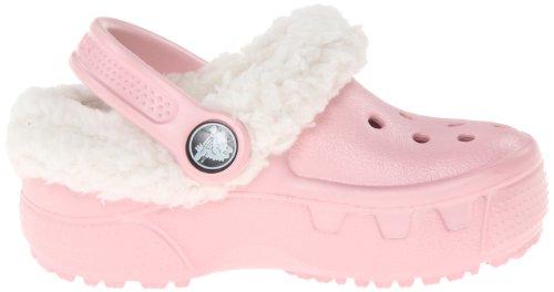 Crocs Mammoth EVO Kids 12879, Sabot Rosa (Petal Pink/Oatmeal 6B7)