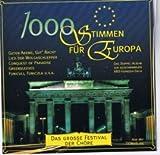 1000 Stimmen für Europa (Doppel-CD)