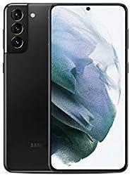 Samsung Galaxy S21+ Dual SIM, 128GB 8GB RAM 5G, Phantom Black (UAE Version)